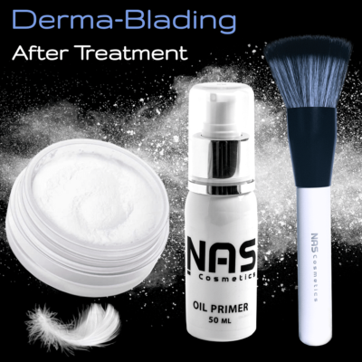 NAS Cosmetics DERMA BLADING AFTER TREATMENT PACK